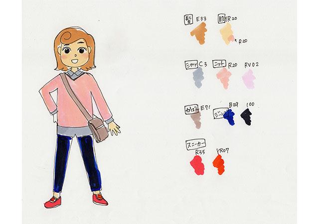 キャラクターイメージ